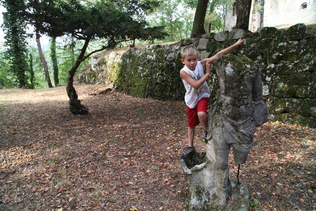 Zack the Climber