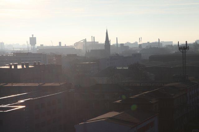 Ostrava Skyline